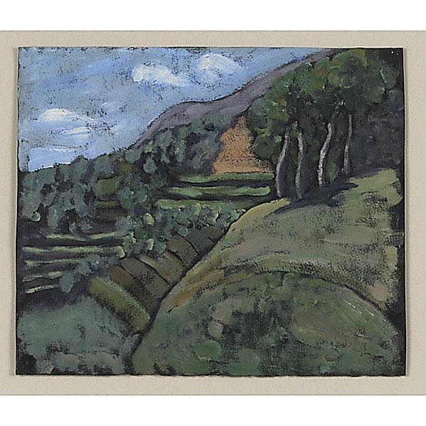 ELENORE PLAISTED ABBOTT (American, 1875-1935) Two