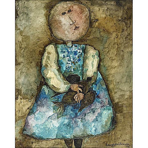 Graciela Rodo Boulanger (American, b. 1935) L'