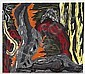 Gregory Amenoff (American, b. 1948) Two works of, Gregory Amenoff , Click for value