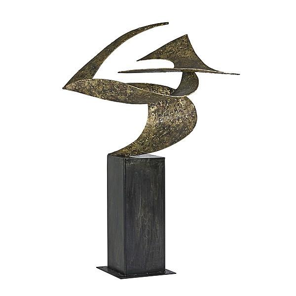 JAMES BEARDEN (b. 1964); Sculpture,