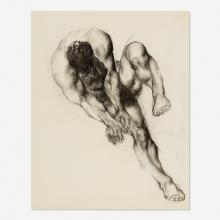 John Grabach, Untitled (figure study)