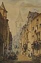 FELIX OCTAVIUS CARR DARLEY (American, 1822-1888), Felix Octavius Carr Darley, Click for value