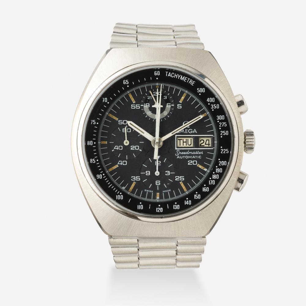 Omega, 'Speedmaster' chronograph wristwatch, Ref. 179.0012