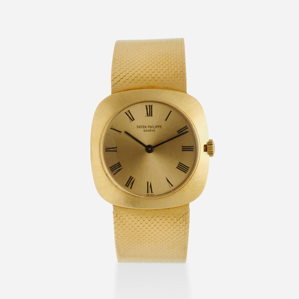 Patek Philippe, Gold wristwatch, Ref. 3543
