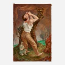 Peppino Mangravite, Passion and Feverishness