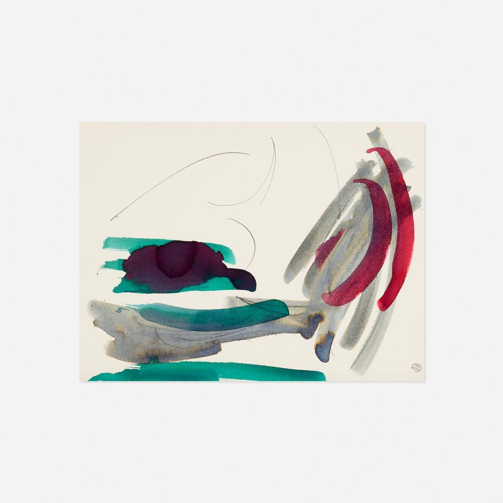 Dora Maar, Abstract Composition