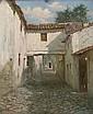 Burr H. Nicholls (American, 1848-1915) The Siesta Hour, Ronda, Spain; Oil on canvas (framed); Signed; 24'' x 20''; Provenance: Nicholls Collection (handwritten label on verso); Private Collection, Canada, Burr H Nicholls, Click for value