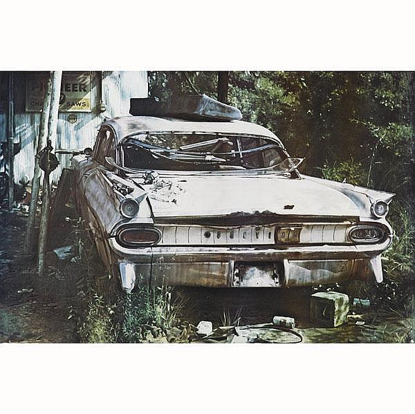 PHOTOREALISM Seven offset lithographs (each