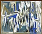 George Morrison (American, 1919-2000) Two works of, George Morrison, Click for value