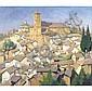 Ernest David Roth (American, 1879-1964) Segovia,, Ernest David Roth, Click for value