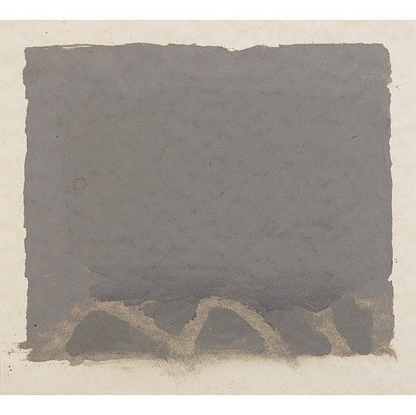 James Bishop (American, b. 1927) Untitled, 2004;