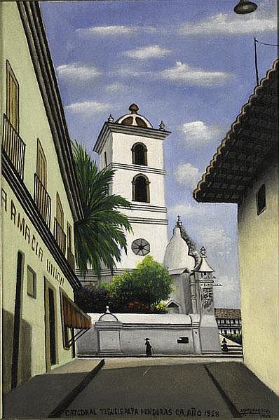 Jose Antonio Velasquez Paintings For Sale