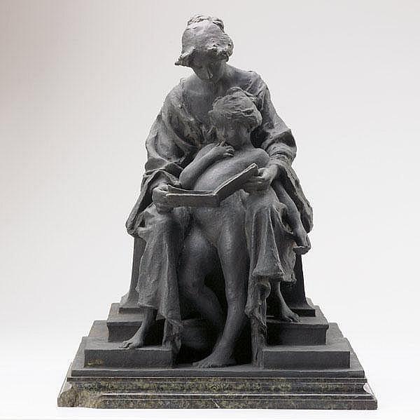 Emil Fuchs (Austrian/American, 1866-1929) The