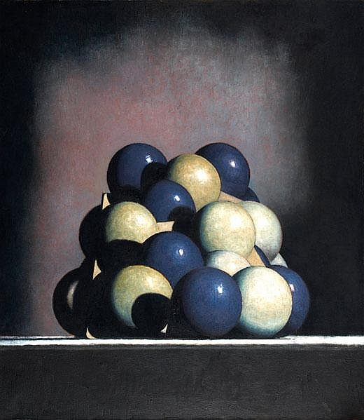 John Stuart Gibson (American, b. 1958) Arrangement