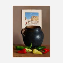 William Acheff, Taos and Chilies