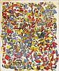 Al Hansen (American, 1927-1995) Untitled; Collage, Al Hansen, Click for value