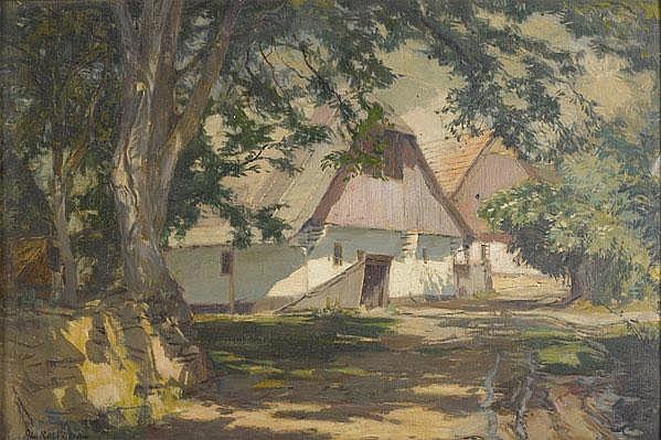 ALOIS KALVODA (Czech, 1875-1934) ''Untitled