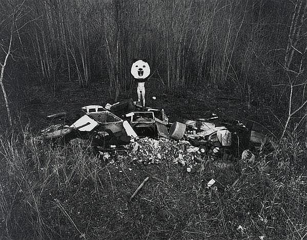 Burk Uzzle (American, b. 1938) Untitled, 1969;