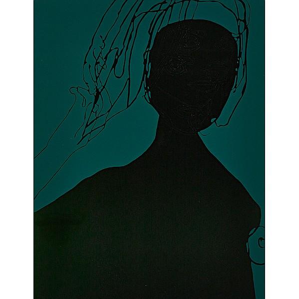 Gary Hume (British, b. 1962); Psyche, 2001;