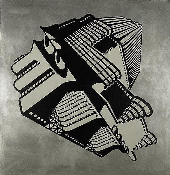 Peter Nagy (American, 1959) Zero-Gravity