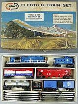 Model Railway: LIONEL 12800 B&M; TRAIN SET