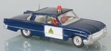 DINKY 264 FORD RCMP POLICE CAR