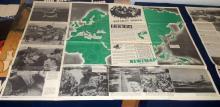 1945 War Department Potsdam Briefs with Illustrations & Photos