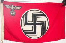 German flag w/Koechlin Baumgarlner