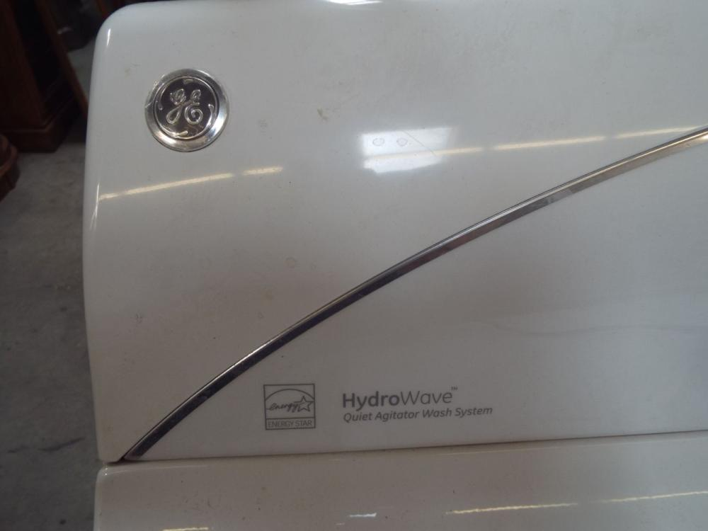 GE Hydro wave Washer