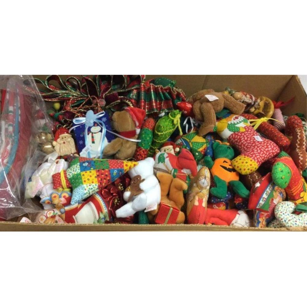 Mini Holiday TY Babies, Stuffed Animal Stockings,