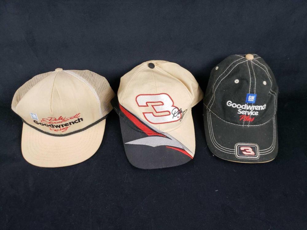 Lot 114: Lot of 9 Baseball Caps