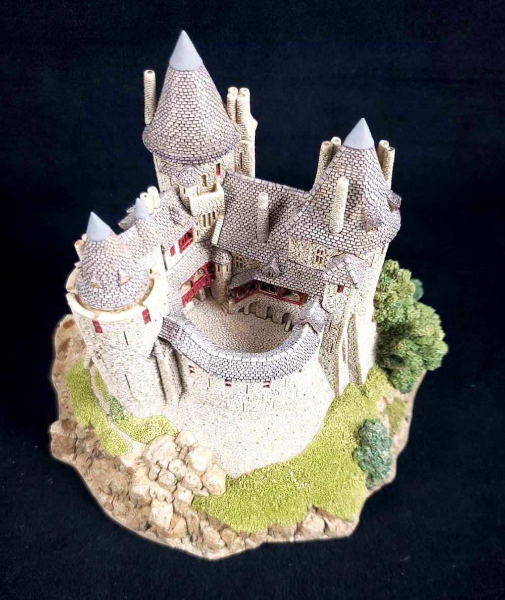 Lilliput Lane Castell Coch Figurine 1990