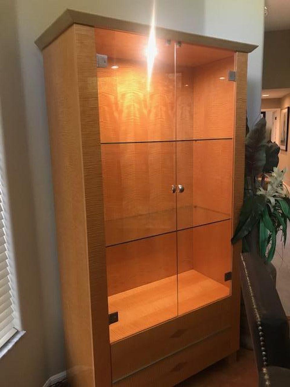 Scan Design Display Cabinet