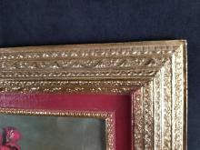 Lot 117: A Splendid Harmony Framed Print by Fran Di Giacomo