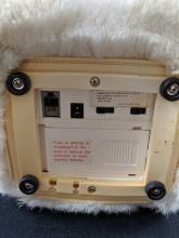 Lot 121: Vintage TeleConcepts K.C Beariphone Speaker Phone Plush Bear