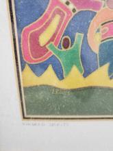 Lot 136: Lewis Kindred Spirits Framed Print