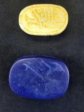 Lot 144: Lot of 4 Egyptian Artifacts Souvenirs