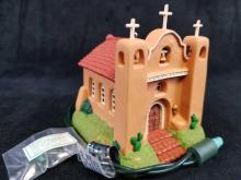 Lot 148: Hallmark Adobe Church Candlelight Services