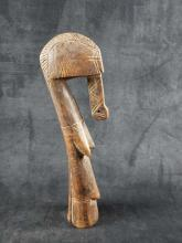 Lot 150: African Abstract Figure Sculpture