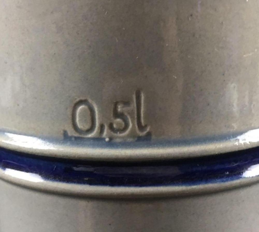 Lot 16: Original Gerzil Stoneware Vase