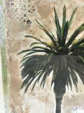 Lot 187: Pair of Very Fine Prints of Palm Trees, Numbered and Signed