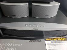 Lot 231: Bose 3 2 1 GS Series II DVD Home Entertainment Systems