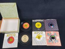 Lot 239: Lot of 20 Vintage RPM Records Vinyl