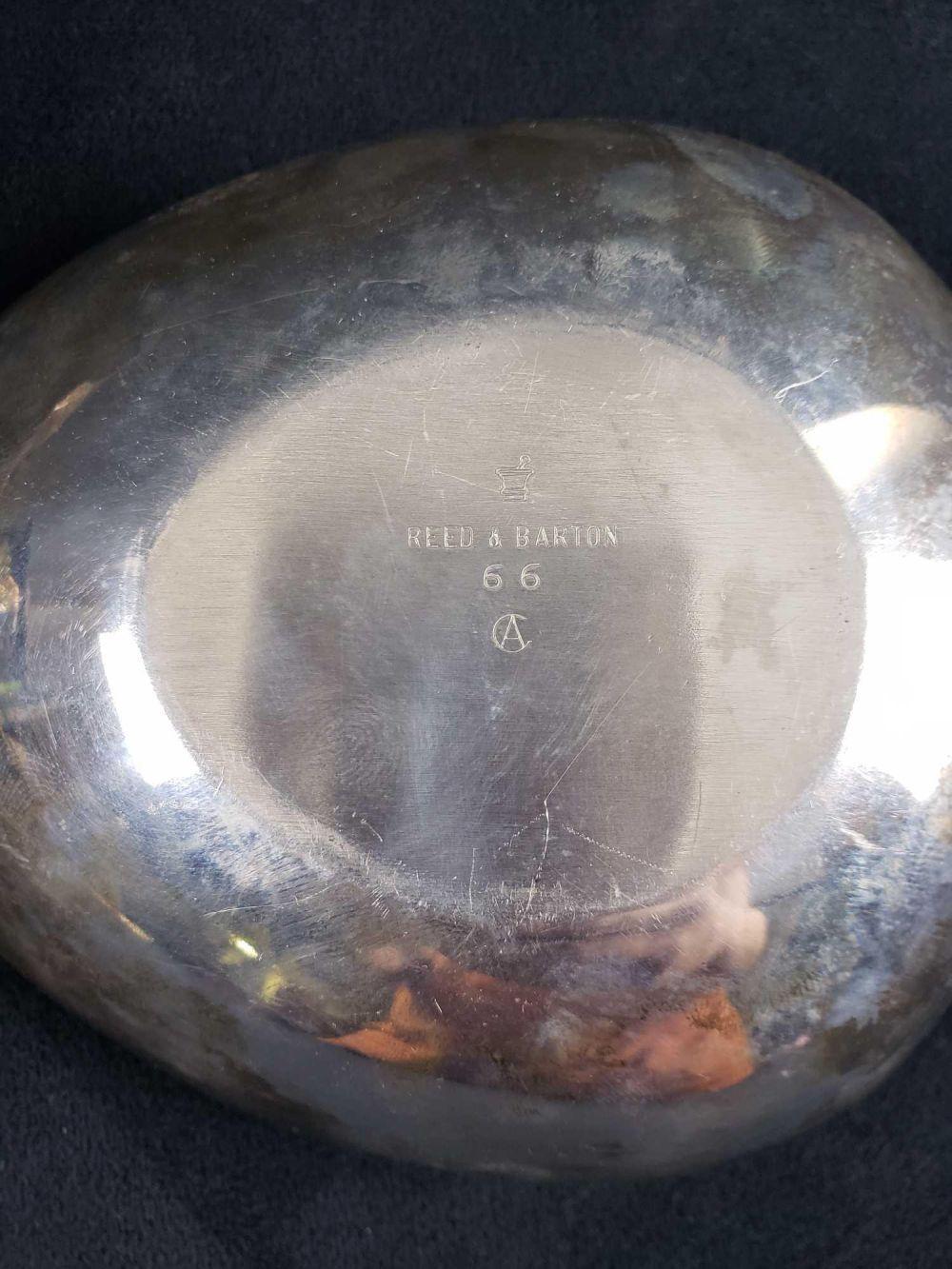 Lot 269: Set of Edwardian 3 Silverplate Dishes