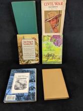 Lot 280: Lot Of SIx Vintage Civil War Books A