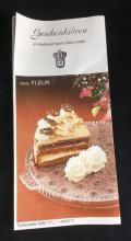 Lot 41: Geschenkideen Serie Fleur Footed Pie Tray