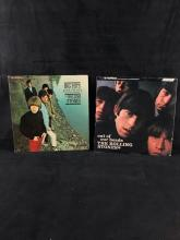 Lot 44: Vintage Rolling Stones Vinyl Collection