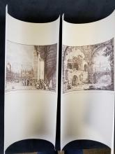 Lot 50: Set of 2 Drawings by Antonio Canaletto