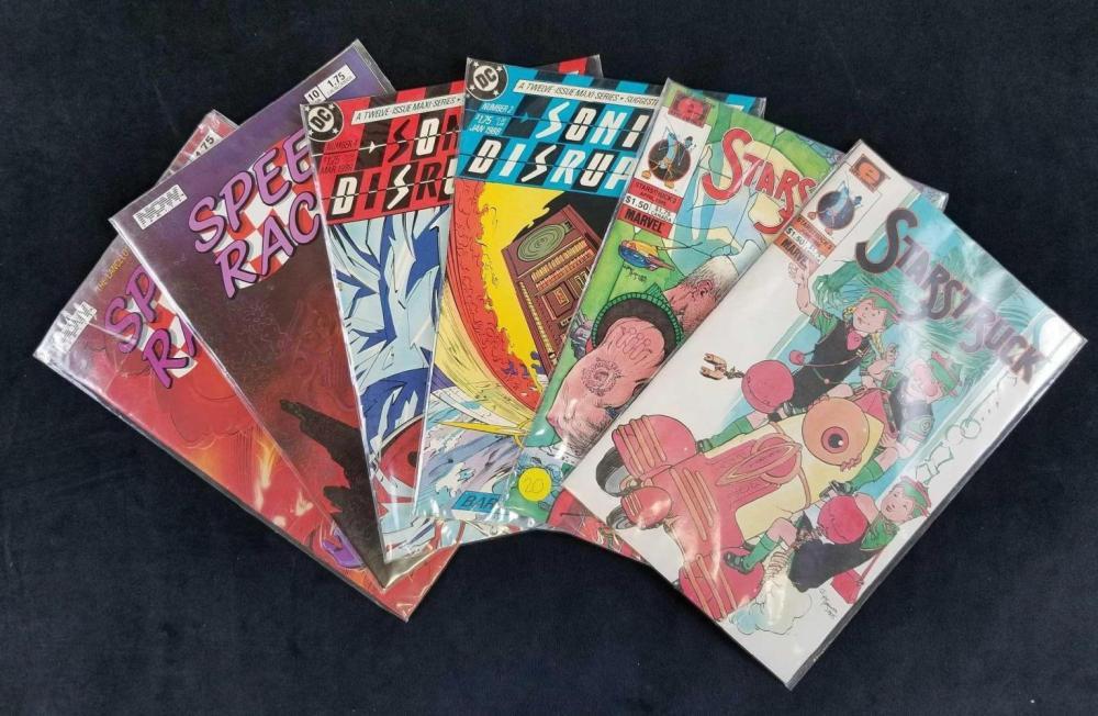 Lot 53: Lot of 7 Comics