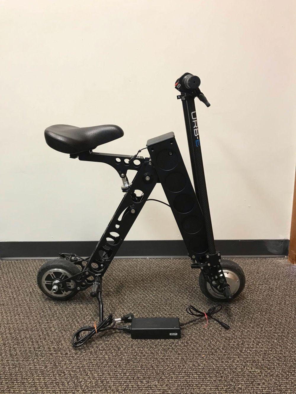 Lot 55: Foldable Electric Scooter URB E